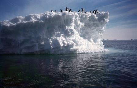 Озоновая дыра над Антарктидой почти в два раза больше самого материка