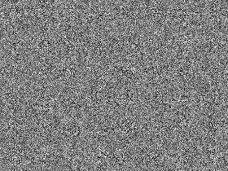 «Белый шум» (визуализация)