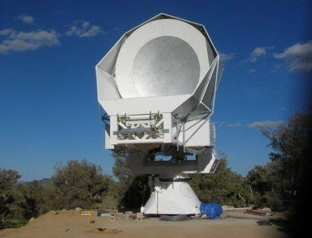Huan Tran Telescope