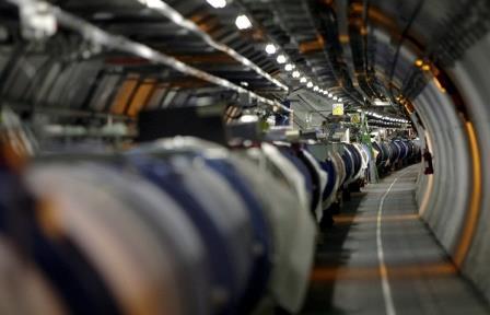 Большой адронный коллайдер запустят после двухлетнего перерыва