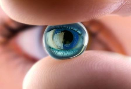 Искусственный глаз