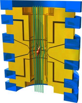 Рекордный показатель магнитного момента протона