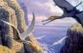 Как дышали птерозавры