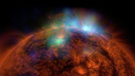 Астрономы сделали уникальный снимок Солнца