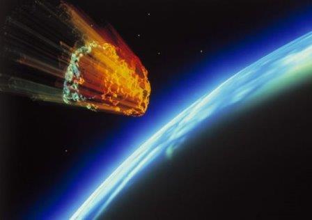 Эксперимент показал возможность зарождения жизни от удара метеорита