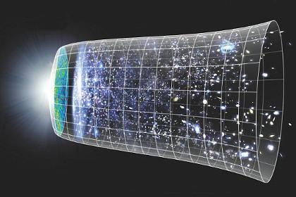 Вселенная с обратным ходом времени