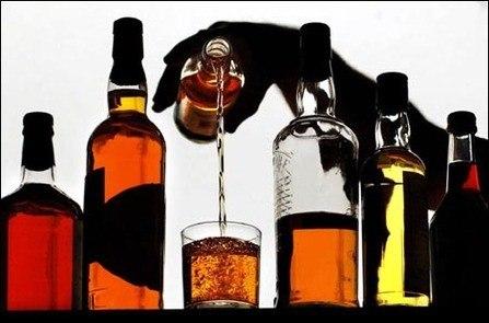 Водка меньше вина вредит здоровью