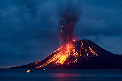 Вулканы названы первопричиной вымирания динозавров