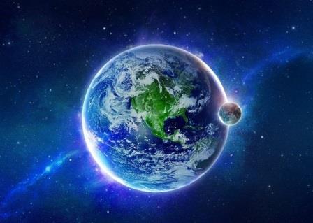 Молодая атмосфера Земли