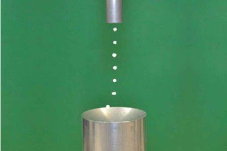 Создано устройство акустической левитации