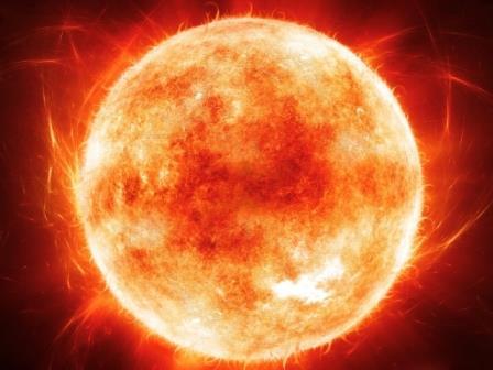Ученые допускают присутствие темной материи внутри Солнца