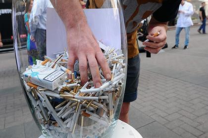 Табак по разному действует на мужчин и женщин