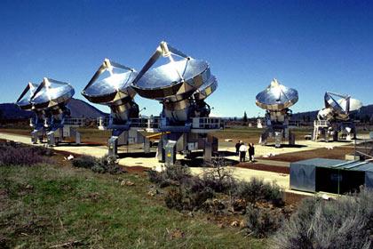Ученые предложили по-новому искать внеземные цивилизации