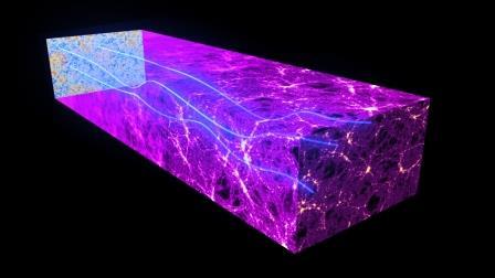 фотоны космического микроволнового фона