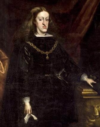 Король Испании Карл II