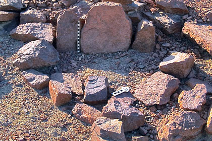 В Израиле нашли сто доисторических святилищ с сексуальной символикой