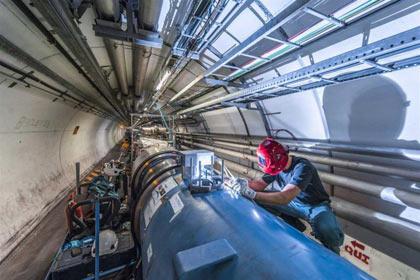 Физики сообщили о целях перезапуска БАКа