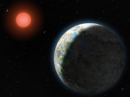 Планеты красных карликов