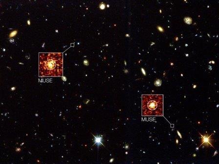 Астрономы смогли еще дальше заглянуть во Вселенную