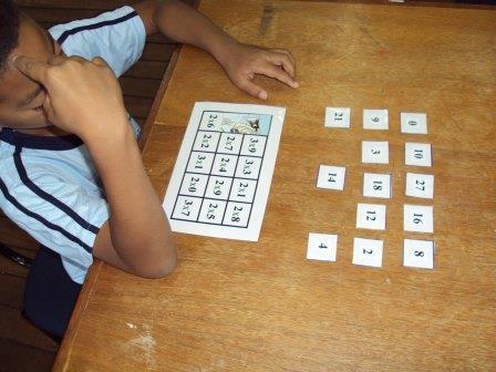 в США таблица умножения признана вредной для детей