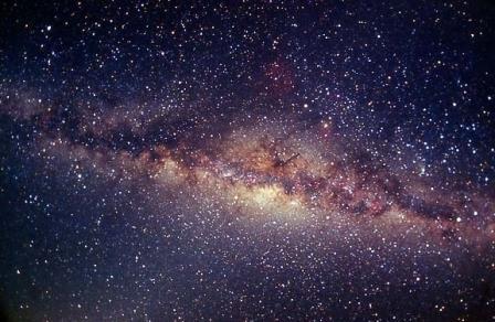 Ученые заглянули за «перемычку» Млечного пути