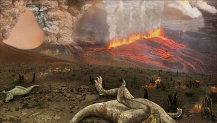 Темную материю посчитали причиной массовых вымираний на Земле