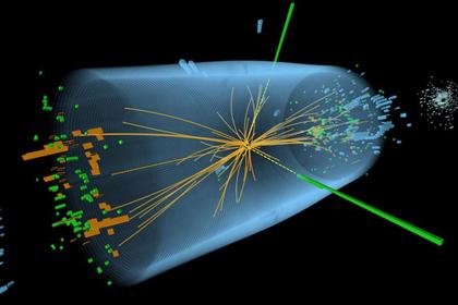 Физики из ЦЕРНа уточнили массу бозона Хиггса