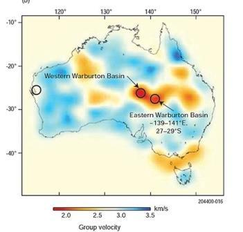 В Австралии нашли крупнейшие на Земле метеоритные кратеры