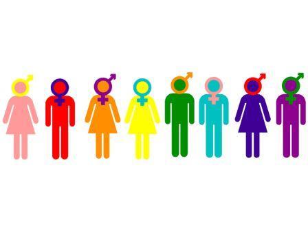 Спектр пола