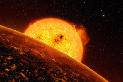 Ближайшая к Солнцу экзопланета