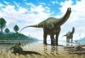 Ученые нашли в Канаде тропу динозавров