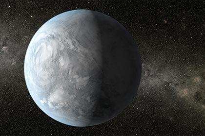 В древности Земля была полностью покрыта льдом