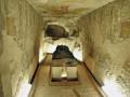 В древнеегипетской гробнице фараона. Архивное фото