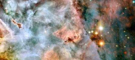 Млечный Путь состоит из четырех спиральных рукавов