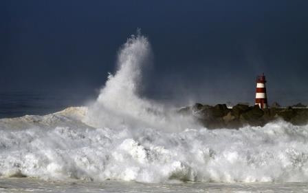 """Тропический шторм """"Долфин"""" сформировался в Тихом океане"""