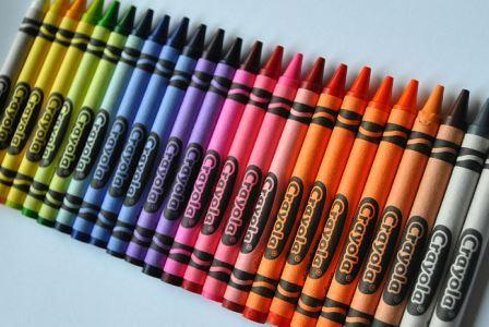 Как люди запоминают цвета