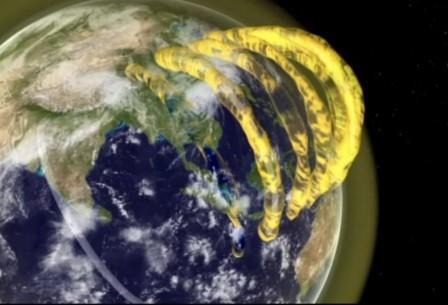 Подтвердилась гипотеза о гигантских поясах плазмы, охватывающих Землю