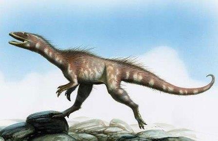 Новый динозавр из Уэльса