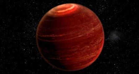 Астрономы впервые увидели полярное сияние за пределами Солнечной системы