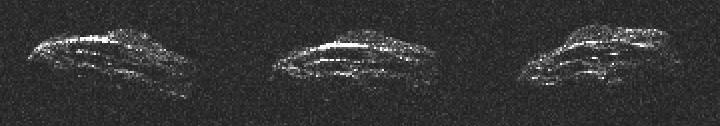 К Земле приближается платиновый астероид