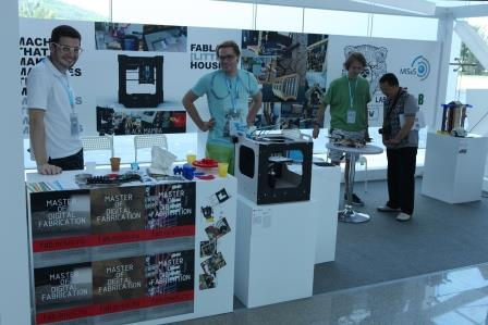 FabLab НИТУ «МИСиС» на выставке Shenzhen Maker Week 2015