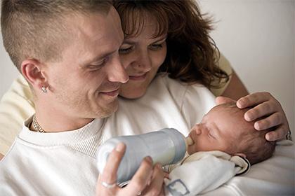 Ученые определили влияние детей на счастье родителей