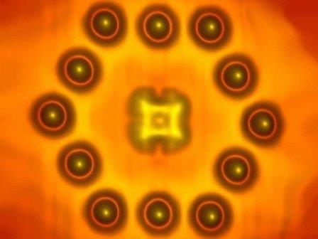 Создан транзистор из одной молекулы