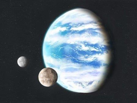 Планеты-океаны