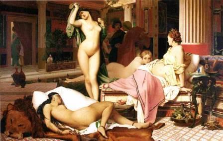 Полигиния - один муж, несколько жен
