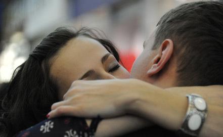 Поцелуи распространены менее, чем в половине человеческих культур
