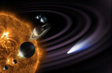Меркурий может столкнуться с Венерой в ближайшие 5 млрд лет