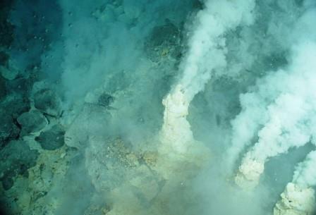 Гидротермальные источники — «родительский дом» для всего живого на Земле
