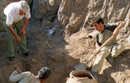 В Таджикистане археологи обнаружили захоронения эфталитов - народа с загадочной историей