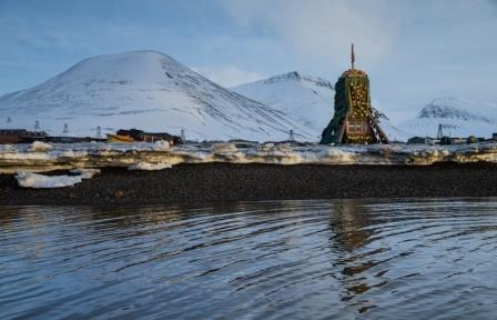Норвегия. Архипелаг Шпицберген